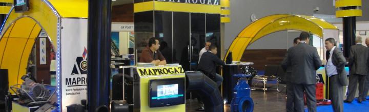Maprogaz participe au salon SIEE POLLUTEC